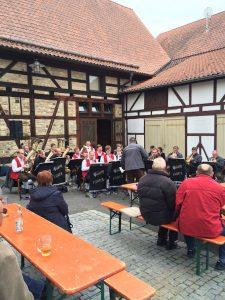 Dorffest in Ostheim