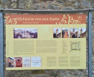 Bedeutende Kirchenburg St. Michael